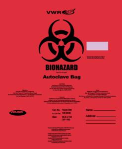 Biohazard Autoclave Bag For Sale